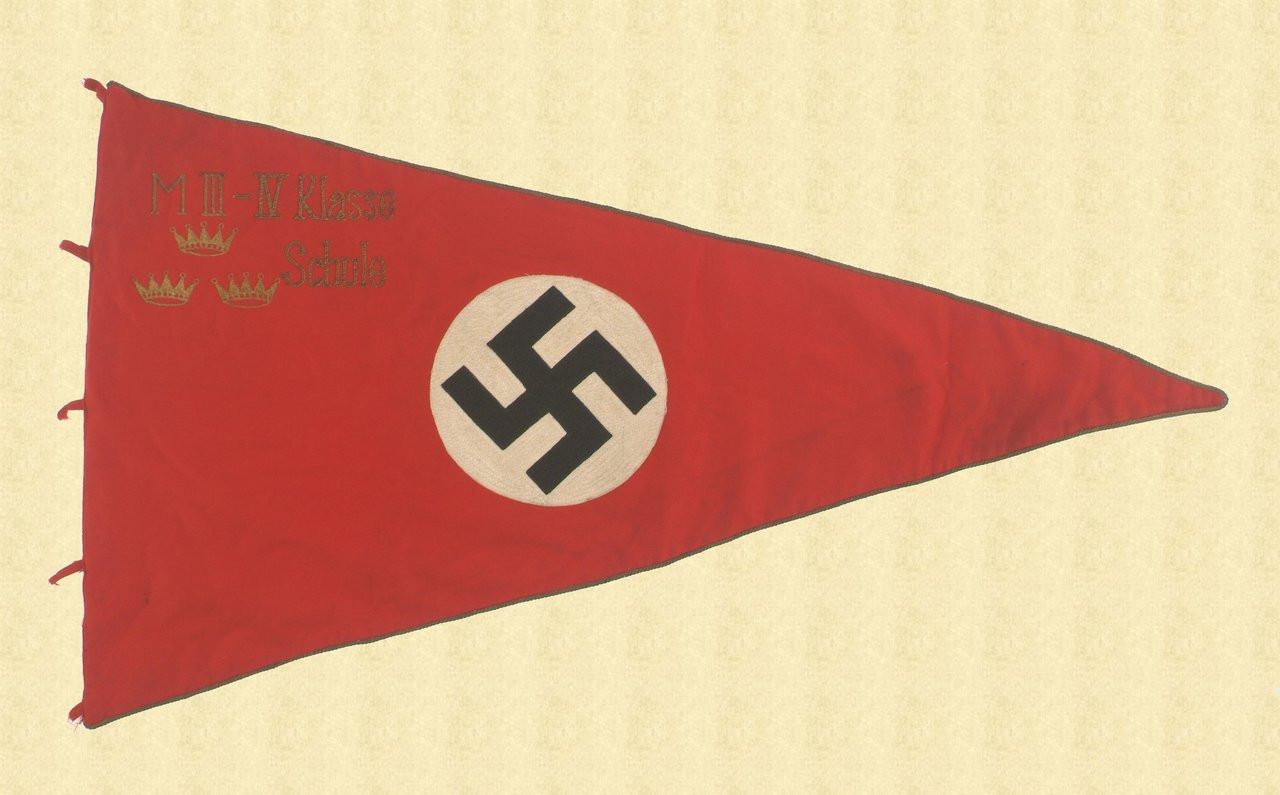 NAZI SCHOOL PENANT - C10139