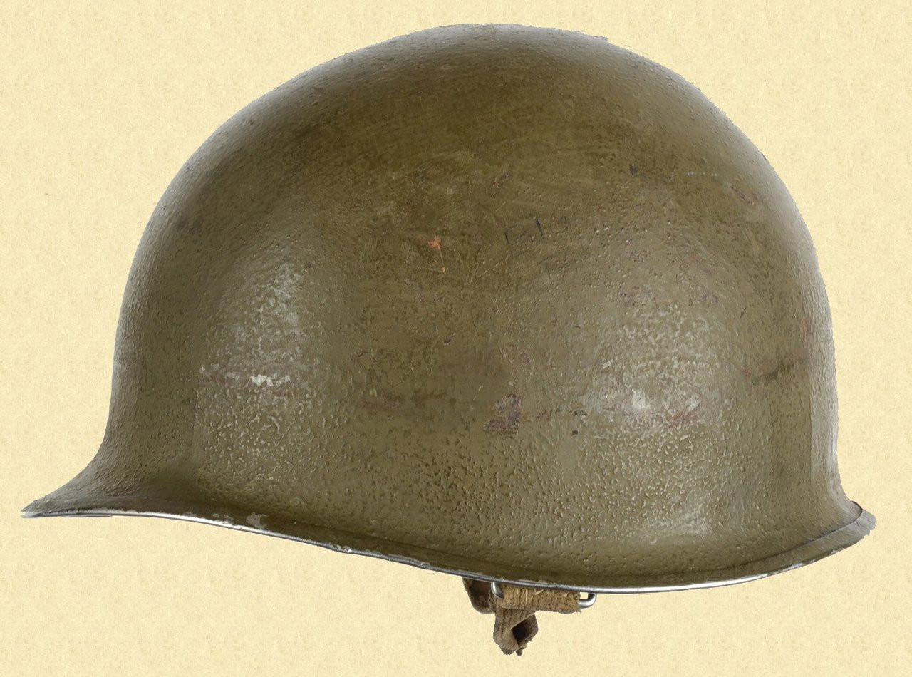 U.S. WW2 M1 FIXED BALE HELMET - C26168
