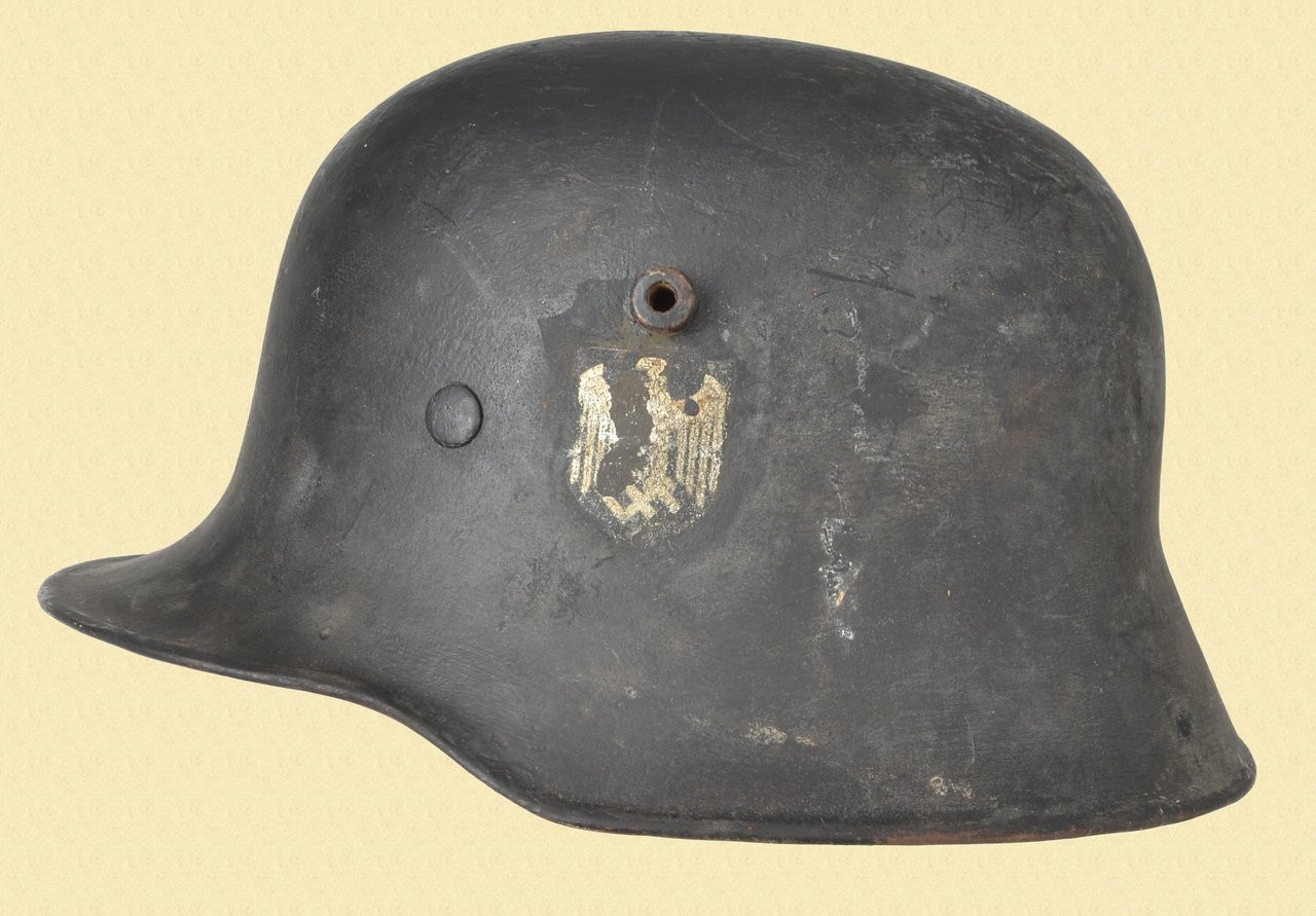 GERMANY M-18 WWI TRANSITIONAL HELMET - C39758