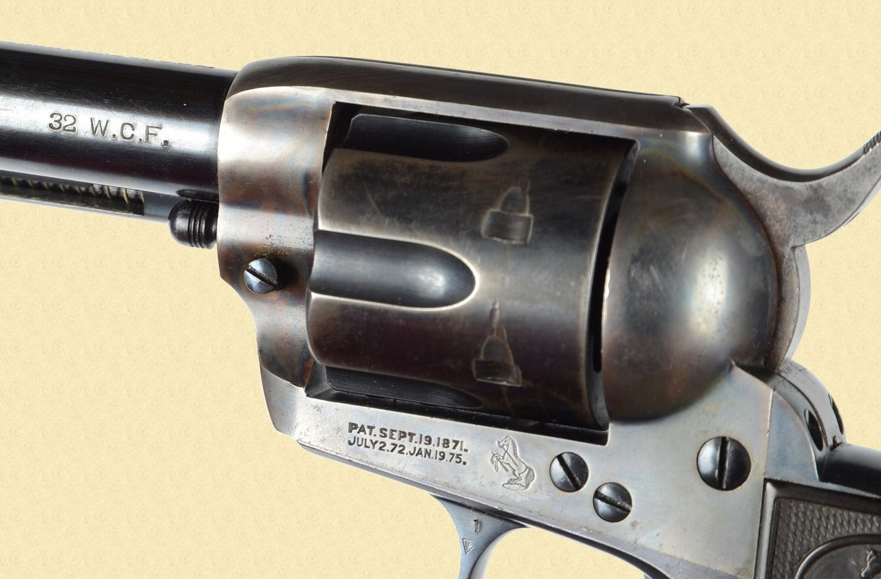 COLT SINGLE ACTION ARMY - C41558