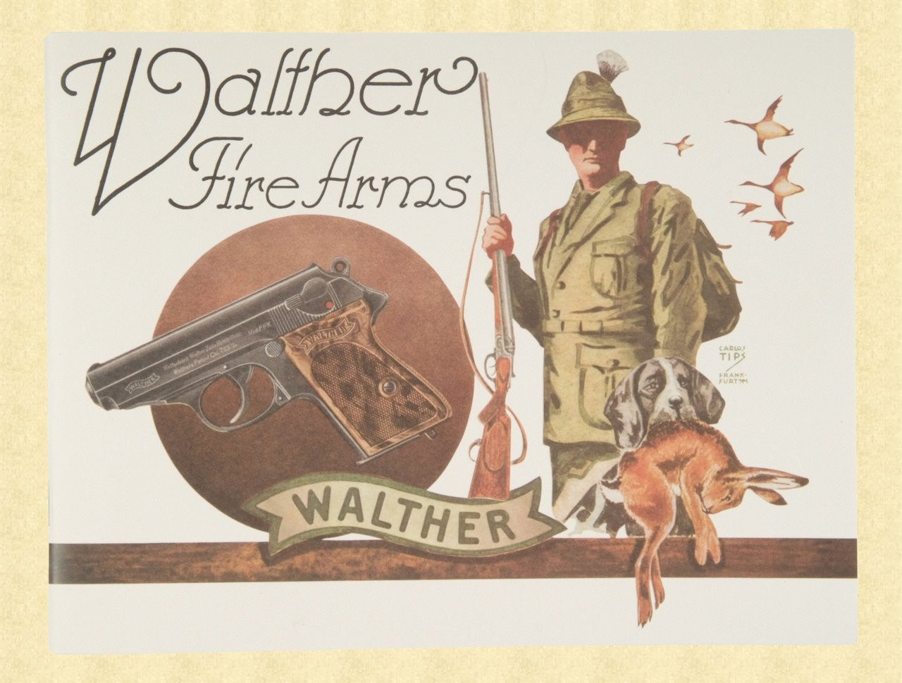 WALTHER FIRE ARMS CATALOG - K1139