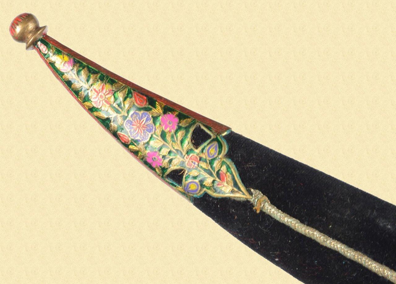 CEYLONESE PIHA-KAETTA KNIFE - C24806