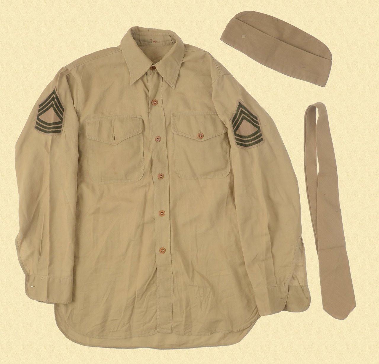 U.S.M.C. UNIFORM LOT - C29696