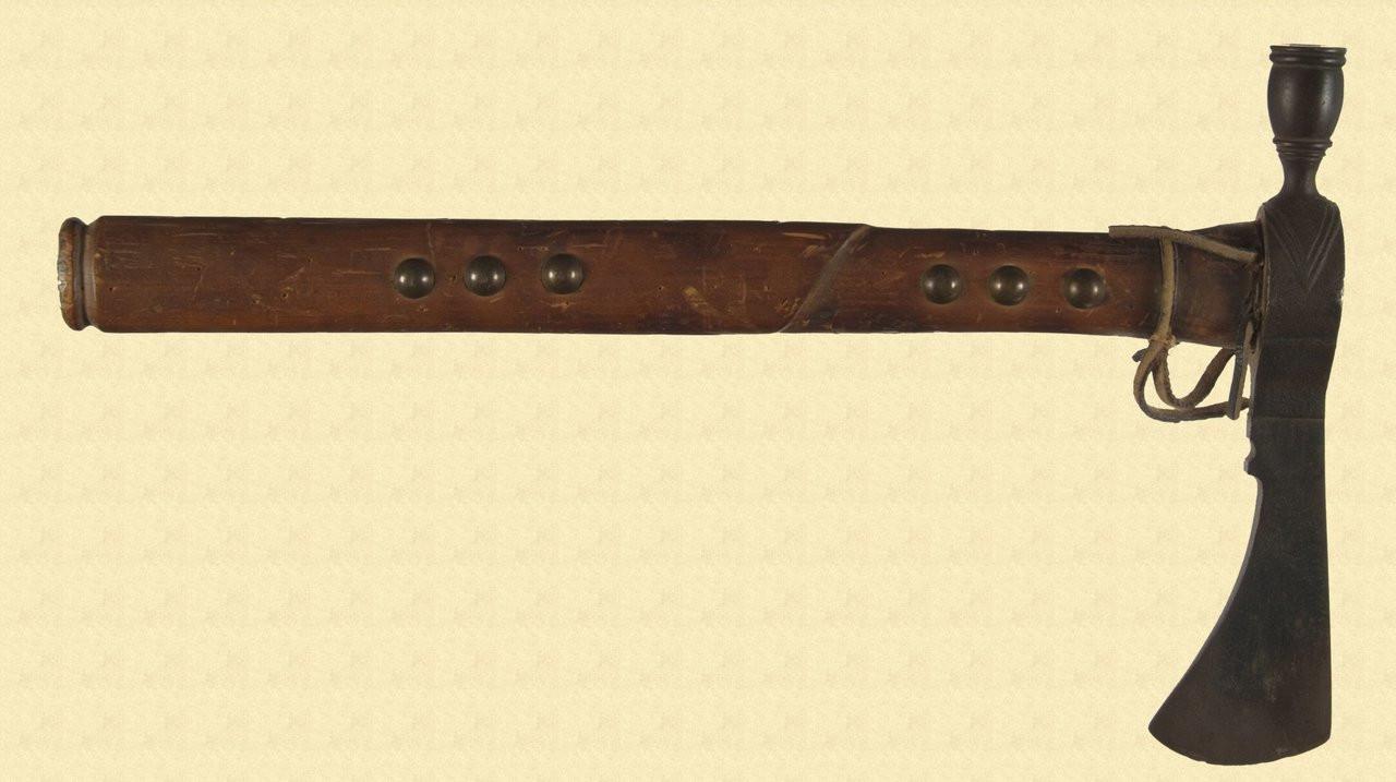 INDIAN TRADE PIPE TOMAHAWK - M3247
