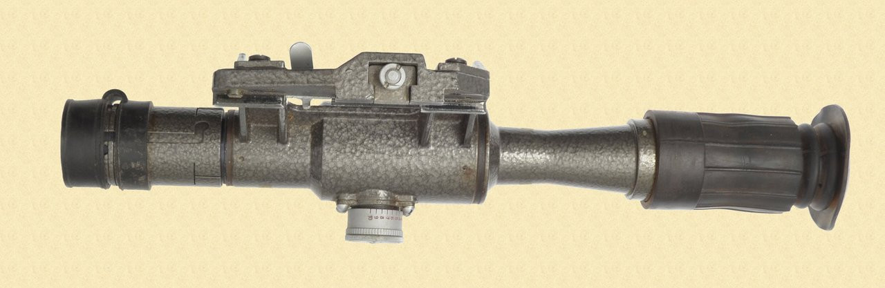 ROMANIAN OPTICAL SNIPER SCOPE - M7224