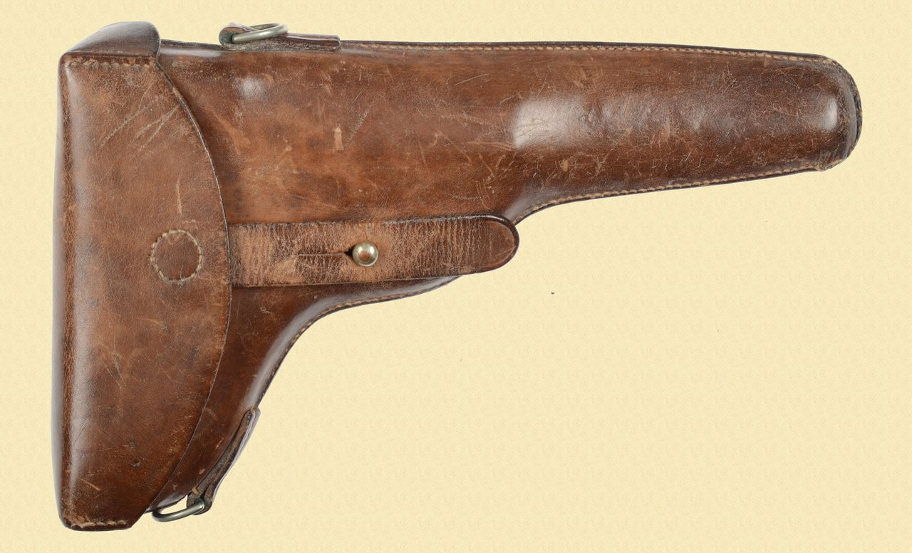 SWISS M1906 LUGER HOLSTER - C23956