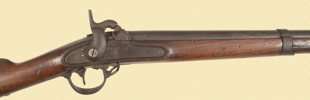 HARPERS FERRY 1841 PERCUSSION RIFLE - C40134