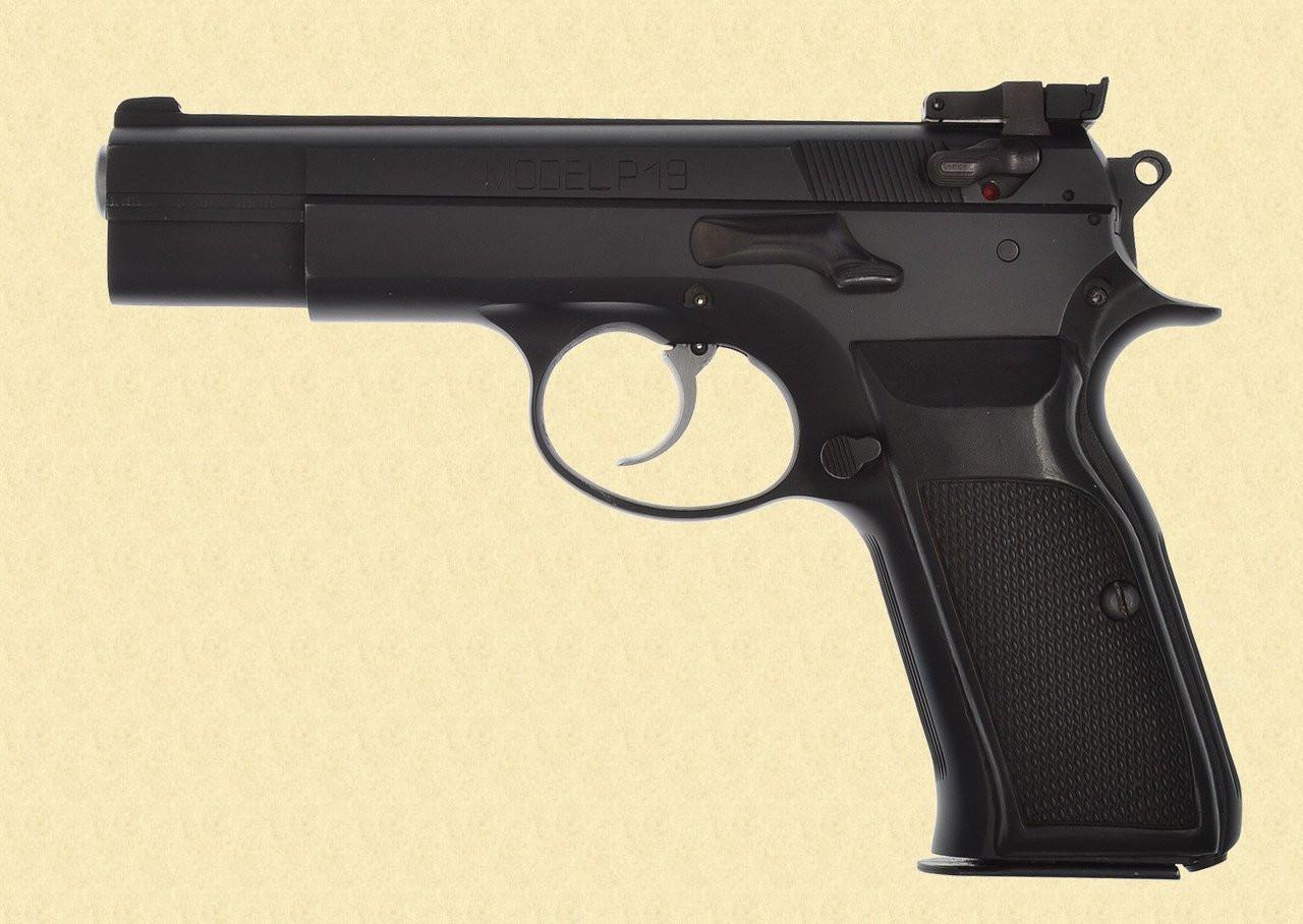 Tanfoglio P19 Z33190 United States