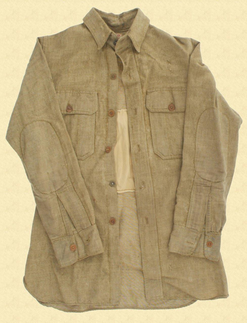 US WW1 SHIRT - C11500