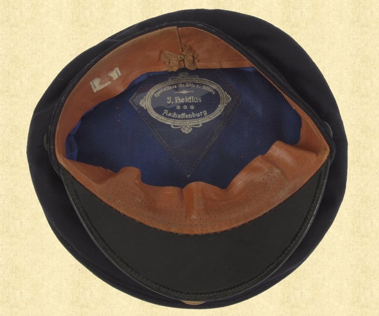 GERMAN VISOR HAT - C9665