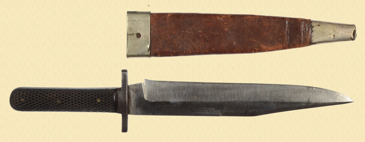G. WOSTENHOLM & SON KNIFE - C24462