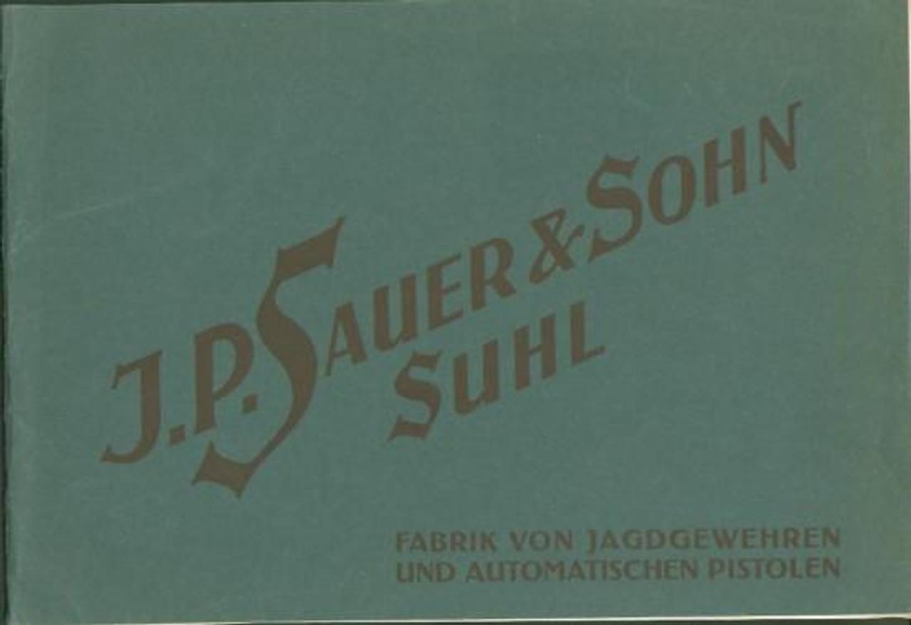 J.P. SAUER & SOHN SUHL - M1436