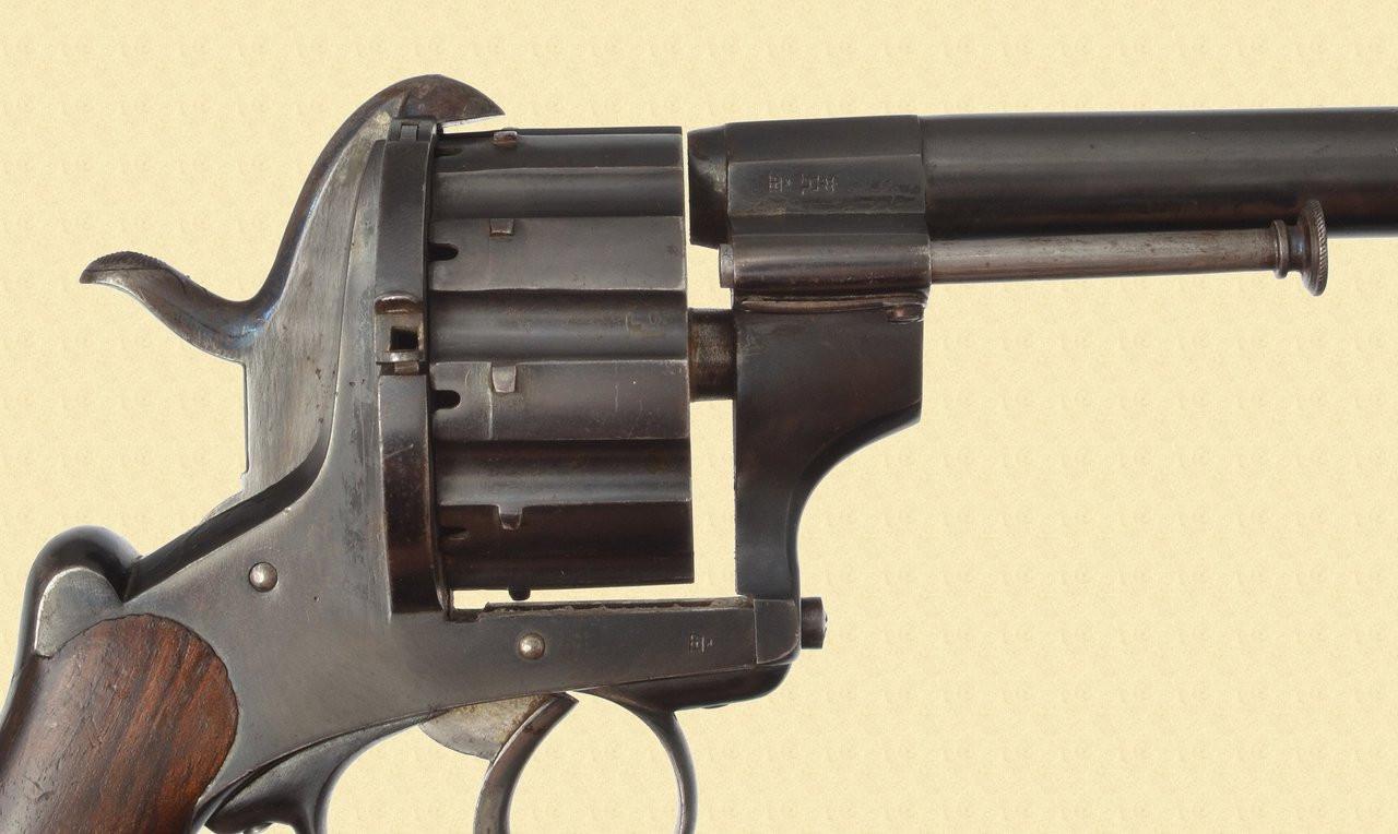 MISCELLANEOUS 10-SHOT PINFIRE - C36754