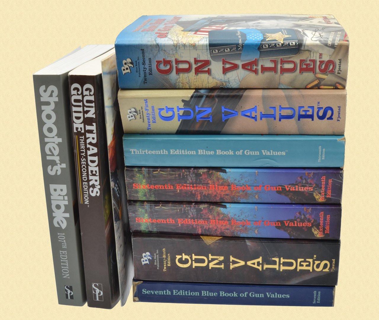 MISCELLANEOUS BOOKS LOT - C29997