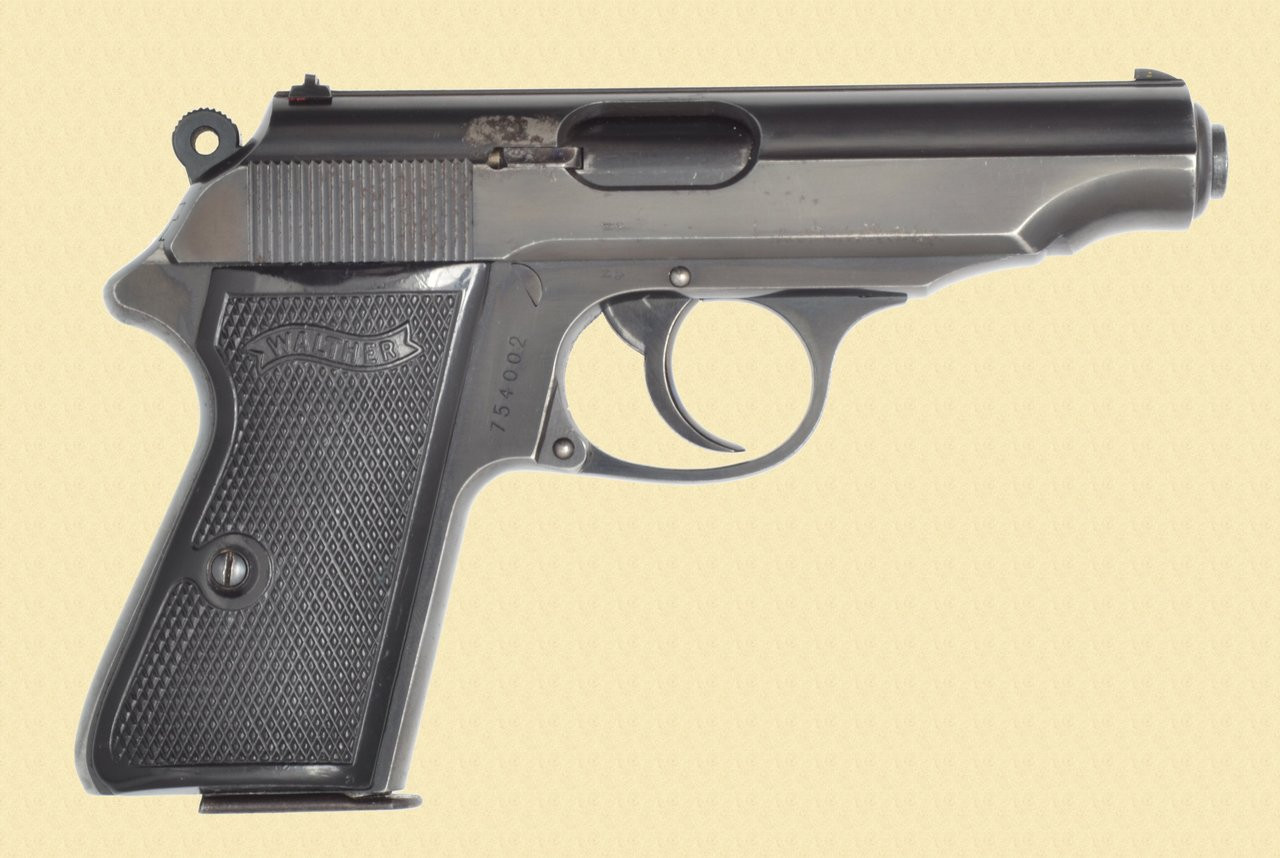 WALTHER MODEL PP - C38458
