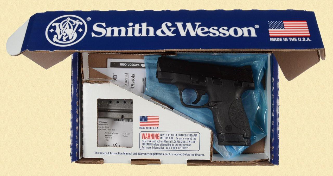 SMITH & WESSON M&P 40 SHIELD - D13500