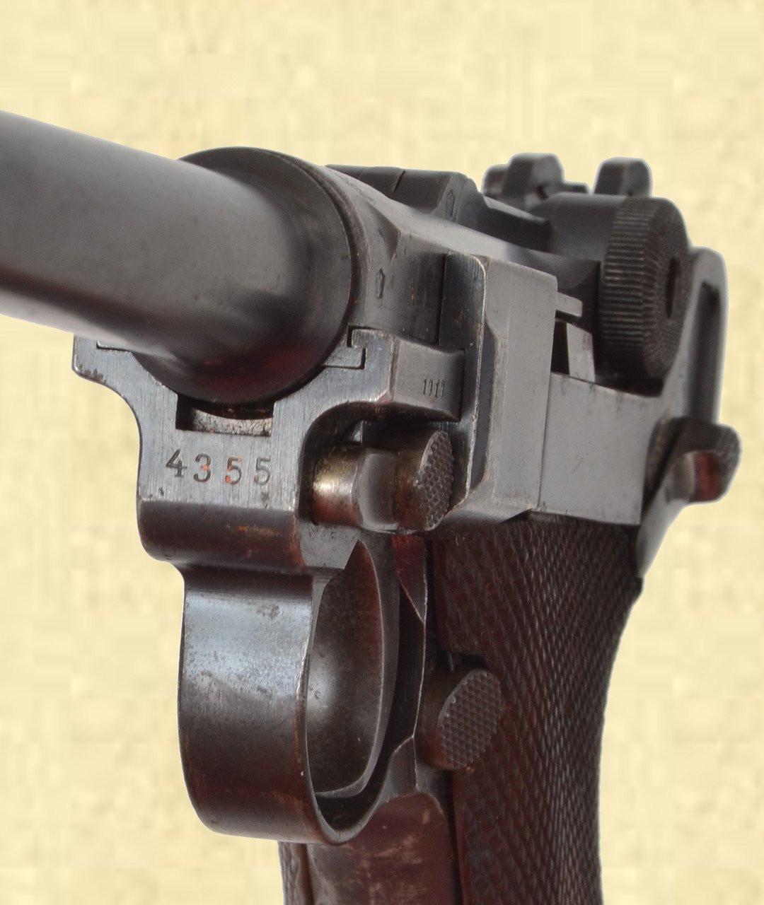 DWM LUGER 1917 NAVY - Z38721
