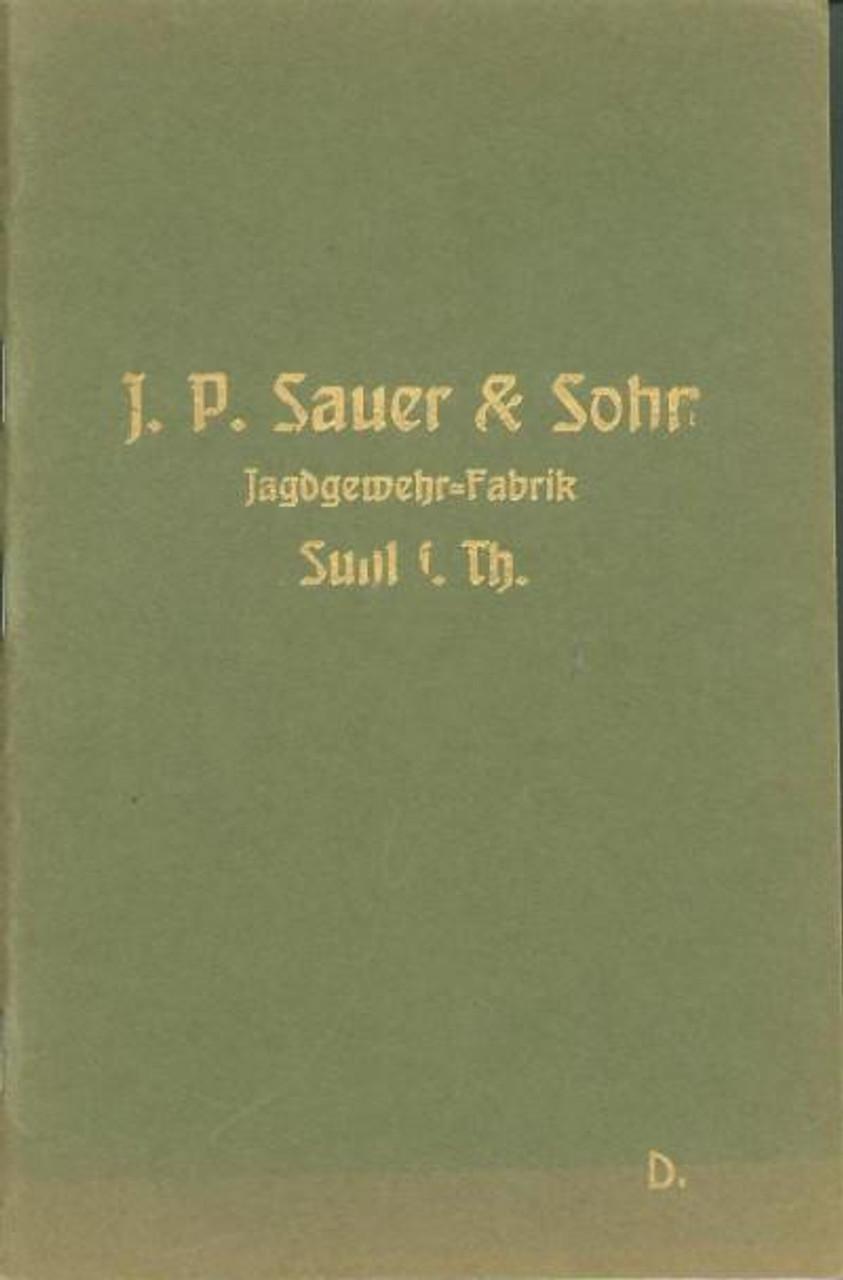 J.P. SAUER & SOHN - M1438
