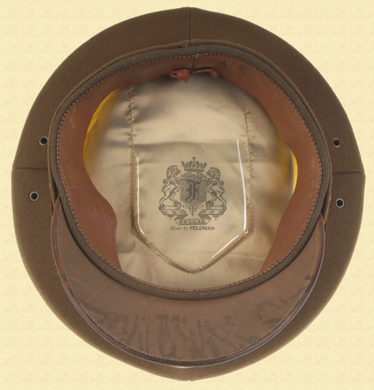 US WW2 VISOR HAT - C11573