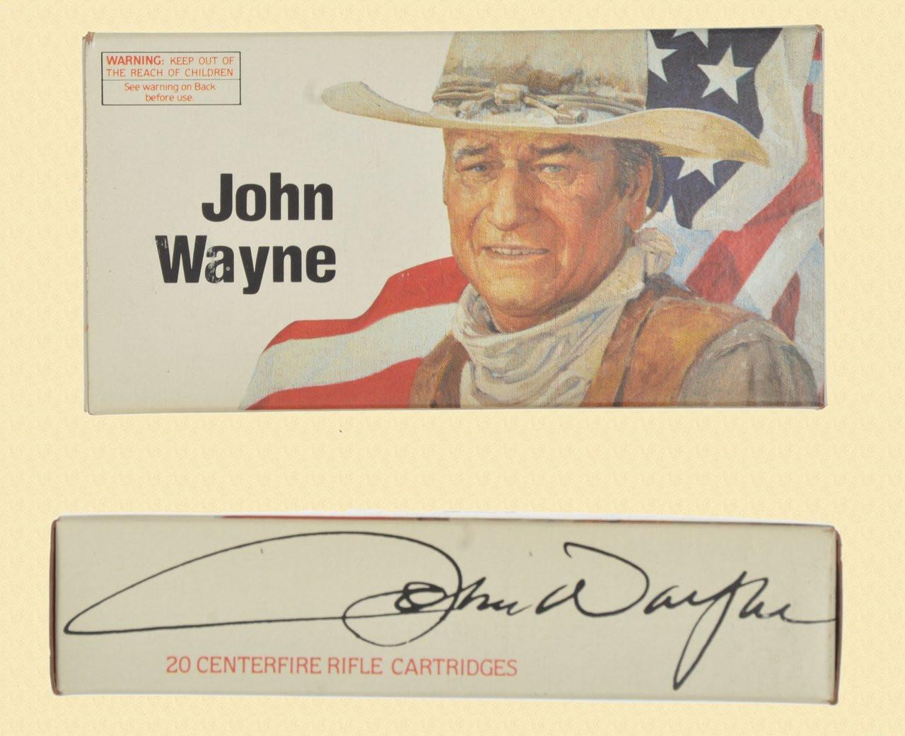 WINCHESTER JOHN WAYNE AMMO - C30497