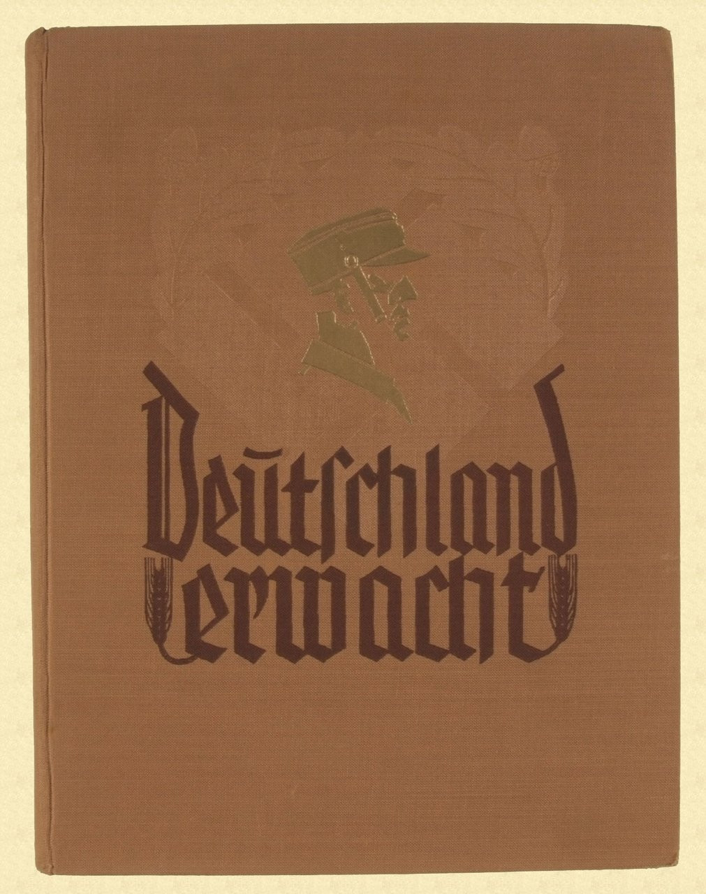 GERMAN WW2 BOOK - C11196