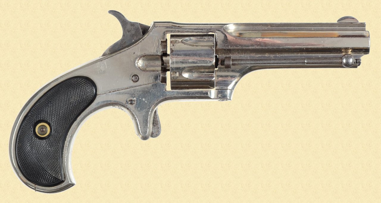 REMINGTON SMOOT NEW MODEL NO.2 - M5194