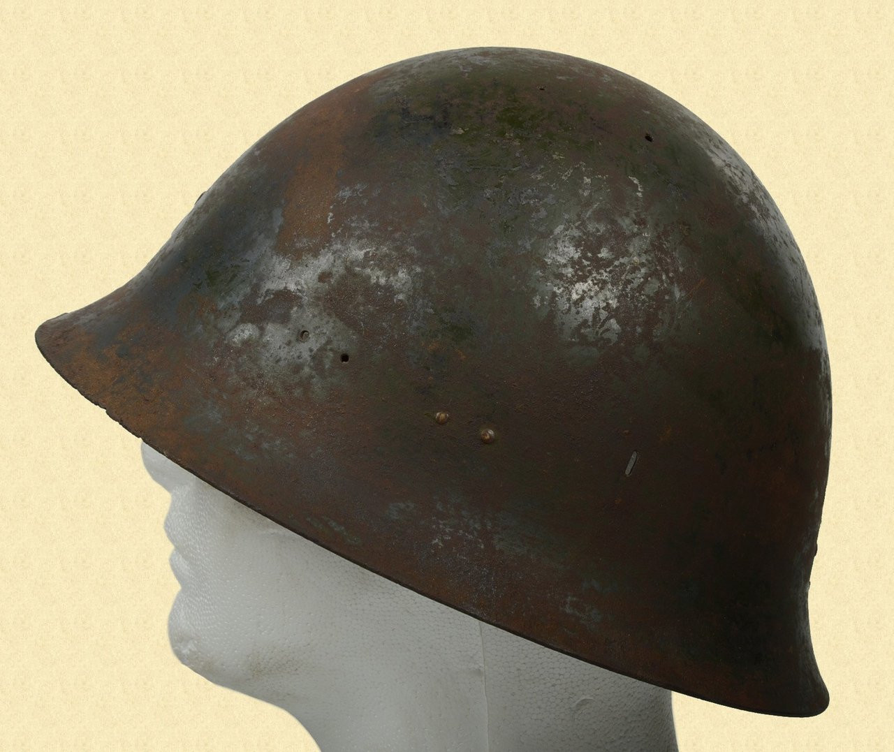 JAPANESE WW2 TYPE 90 HELMET - C18689