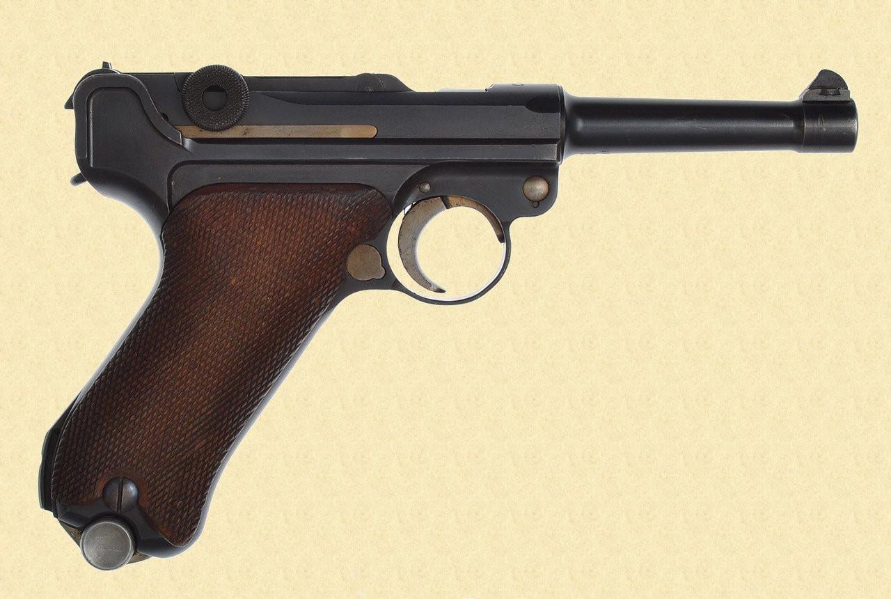 MAUSER 1937 BANNER - C29135