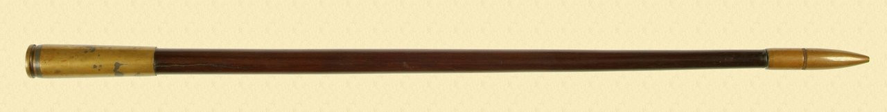 US WWII VINTAGE SWAGGER STICK - C15847