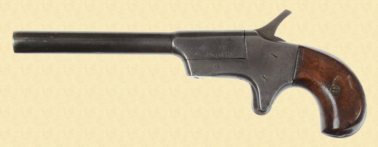 BELGIAN SINGLE SHOT PISTOL - C18846