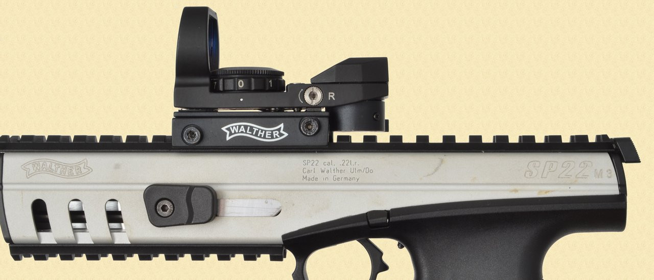WALTHER PS22 M3 - C40104