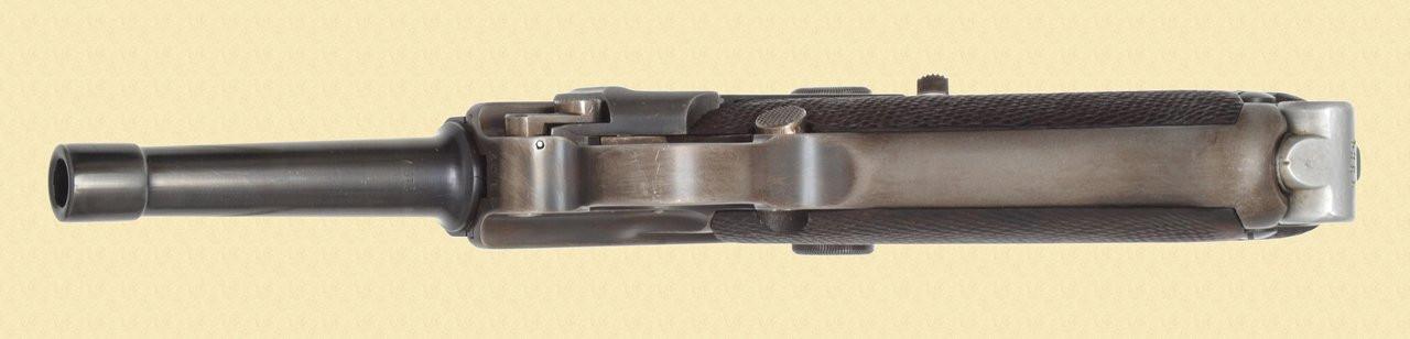 MAUSER 1937 BANNER DUTCH - C40415