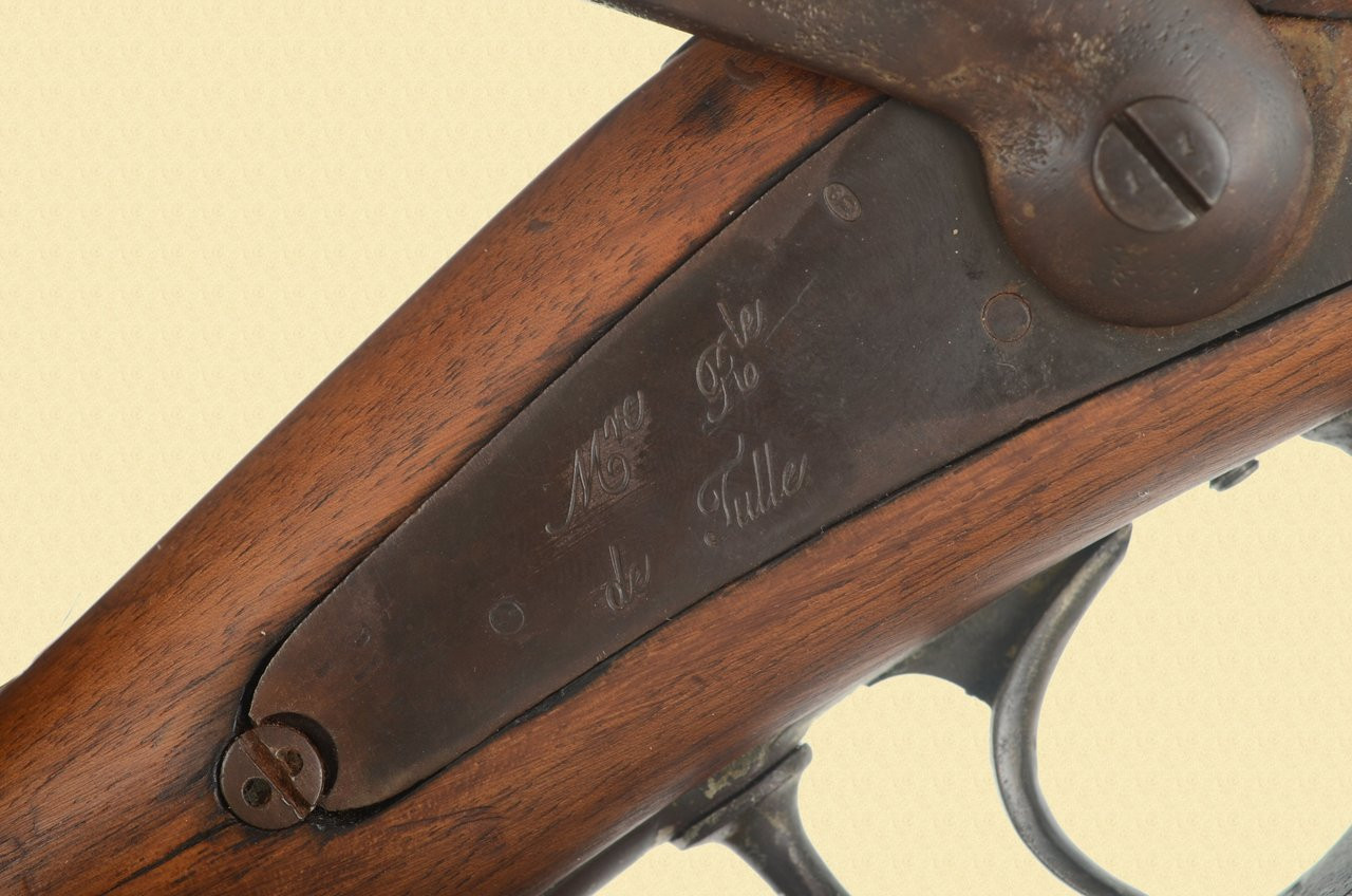 FRENCH M1853 PERCUSSION MUSKET - C23834