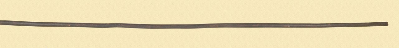 SUDANESE BARBED FISHING SPEAR - C40191