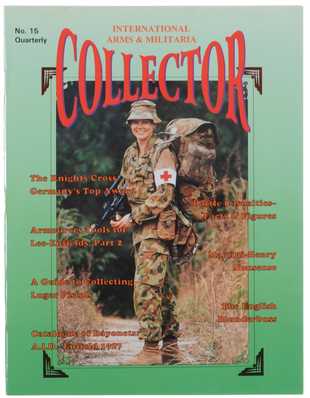 International Arms & Militaria Collector No. 15