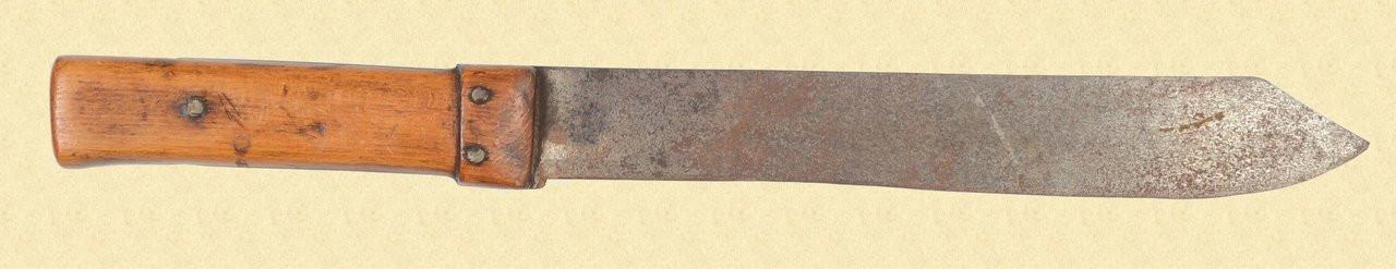 ANTIQUE BOWIE KNIFE - C27517