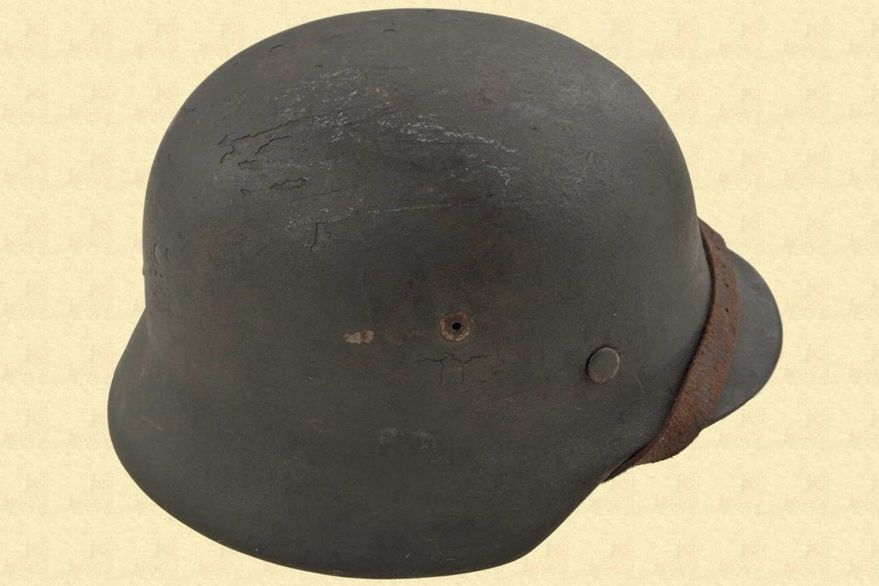 GERMAN M35 HELMET - M2048