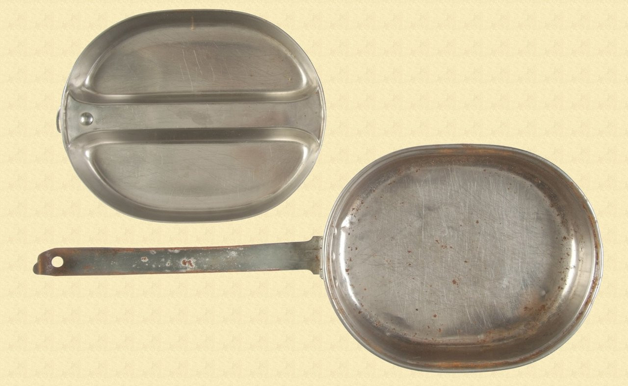 US WW2 MESS KIT - C11713