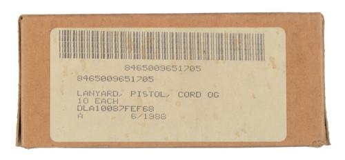 USGI PISTOL LANYARD - M6179