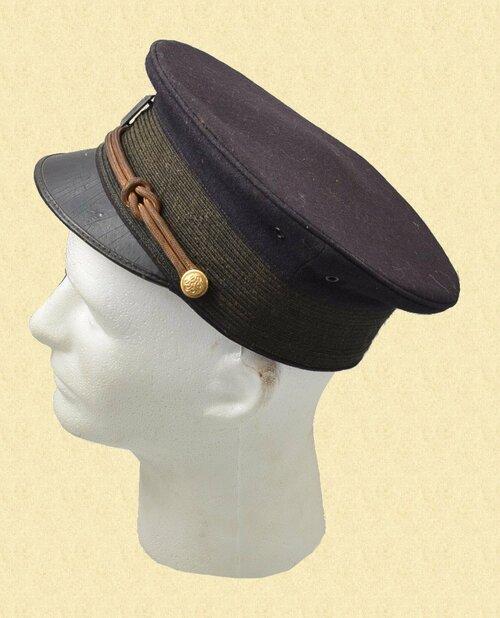 U.S. M1902 OFFICERS VISOR HAT - C28713