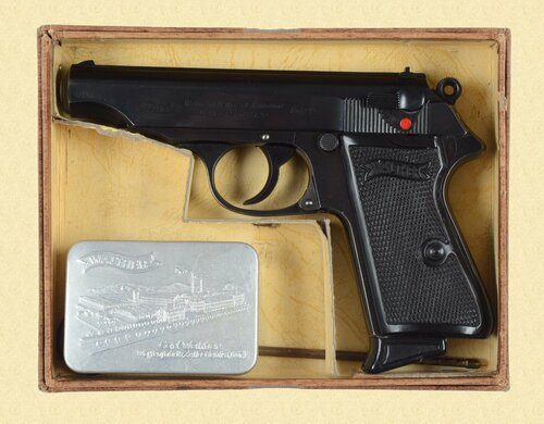 WALTHER MODEL PP 22 CALIBER - Z23336