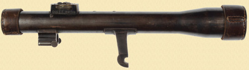 GERMAN OIGEE LUXOR 3X RIFLE SCOPE - C24164