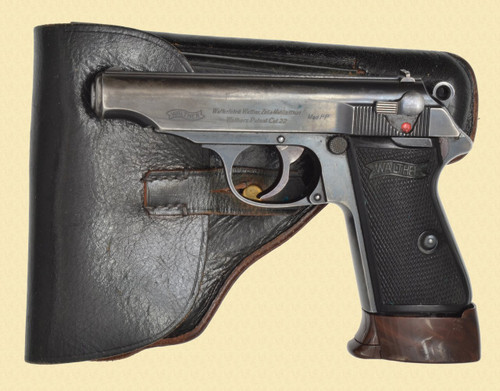 WALTHER MODEL PP   W/HOLSTER - Z39097