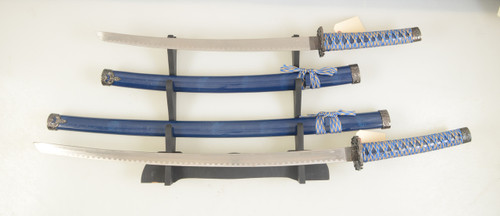SWORD SET WITH STAND - M7434