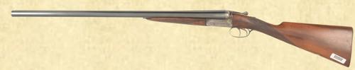 WEBLEY&SCOTT LTD MODEL 700 - Z39925