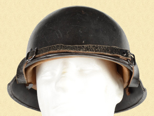 GERMAN WW2 POLICE HELMET - C16852