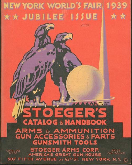 1939 STOEGER CATALOG - M1523