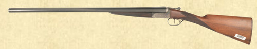 WEBLEY & SCOTT LTD MODEL 700 - Z39924
