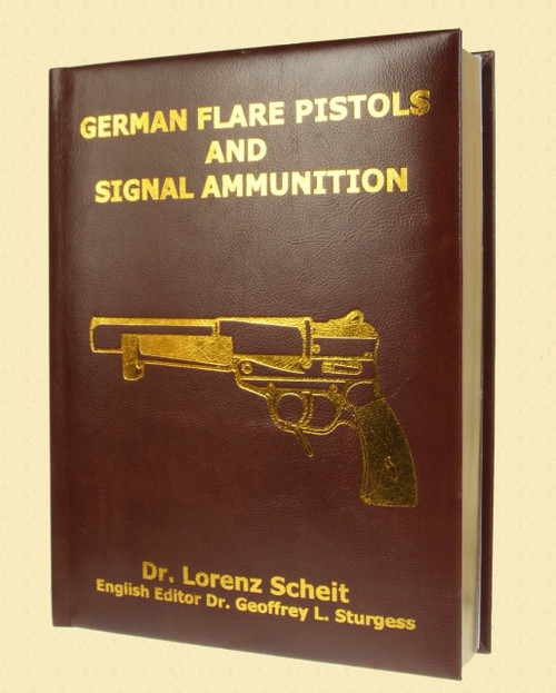 GERMAN FLARE PISTOLS AND SIGNAL AMMUNITION-DELUXE - K1170