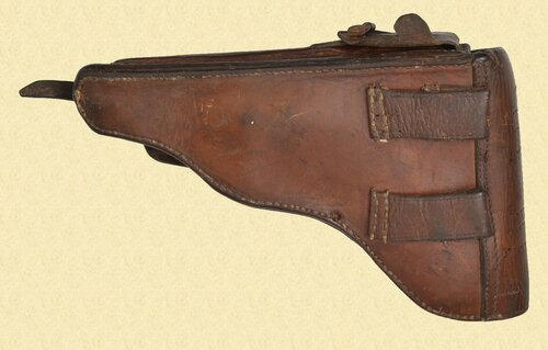 BULGARIAN 1911 LUGER HOLSTER - C28610
